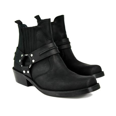 Zachary Performance Boots/Crazy Black (US: 7)