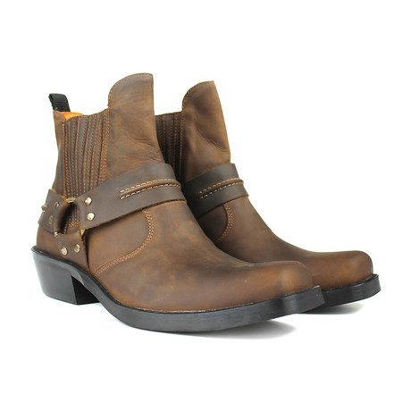 Maximo Performance Boots // Chocolate Nubuck (US: 7)