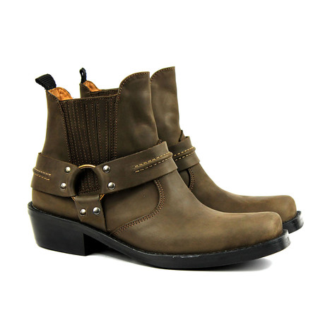 Joshua Performance Boots // Crazy Brown (US: 7)