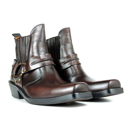 Robert Performance Boots // Dark Brown (US: 7)