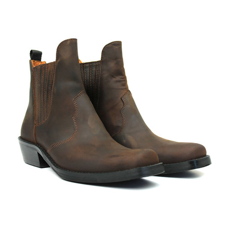Aydan Performance Boots // Dark Chocolate (US: 7)