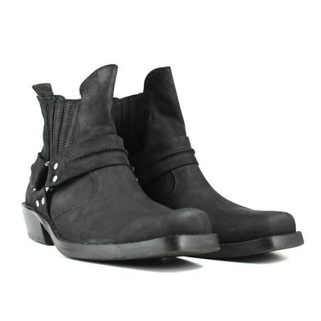 Jerimiah Performance Boots // Nubuck Black (US: 7)