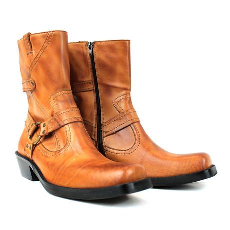 Noel Motorcycle Boots // Bafflo (US: 7)