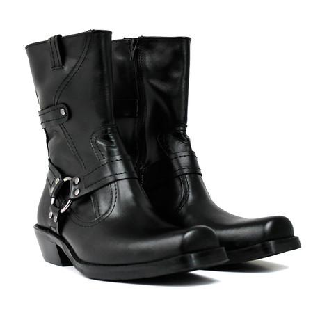 Jaydin Motorcycle Boots // Black (US: 7)