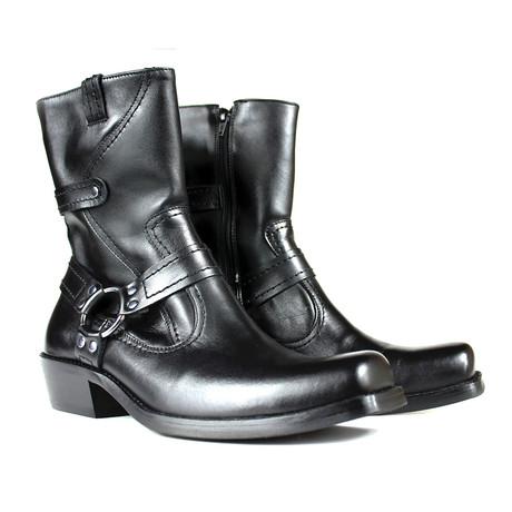 Sonny Motorcycle Boots // Black II (US: 7)