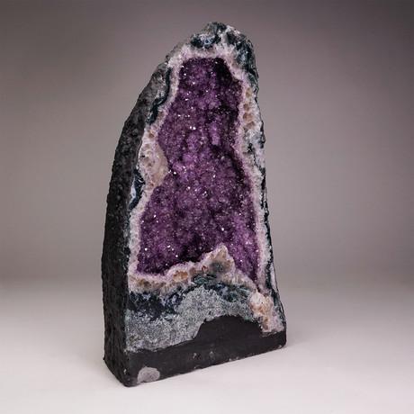 Amethyst Clustered Geode I