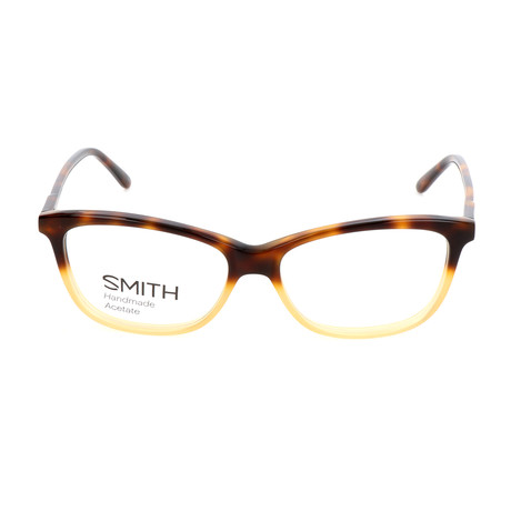 Women's Jaden G36 Optical Frames // Havana + Transparent Honey