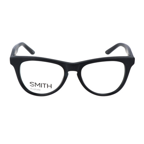 Unisex Lynden QHC Optical Frames // Matte Black