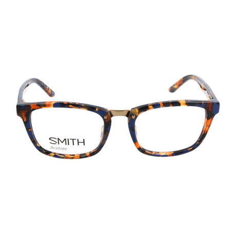 Unisex Quincy TL3 Optical Frames // Blue Havana