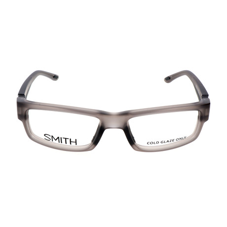 Men's Odyssey 0GD Optical Frames // Smoke
