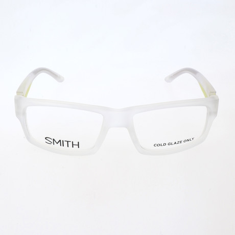 Men's Vagabond LMV Optical Frames // Crystal Yellow