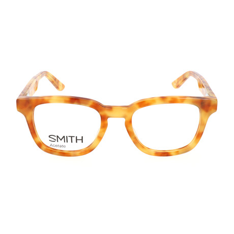Men's Uptake 2J3 Optical Frames // Havana Spotted Orange + Yellow