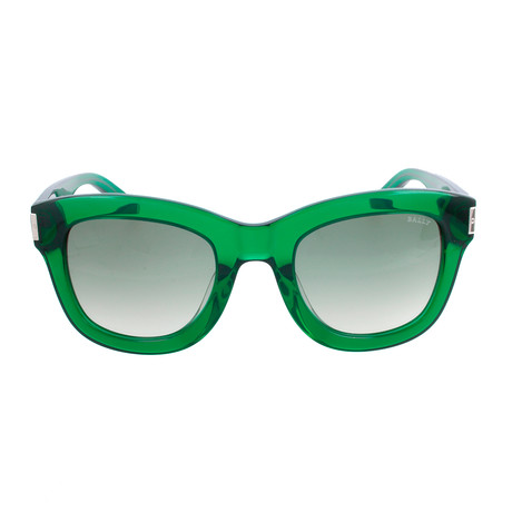 Women's BY2037 Sunglasses // Green
