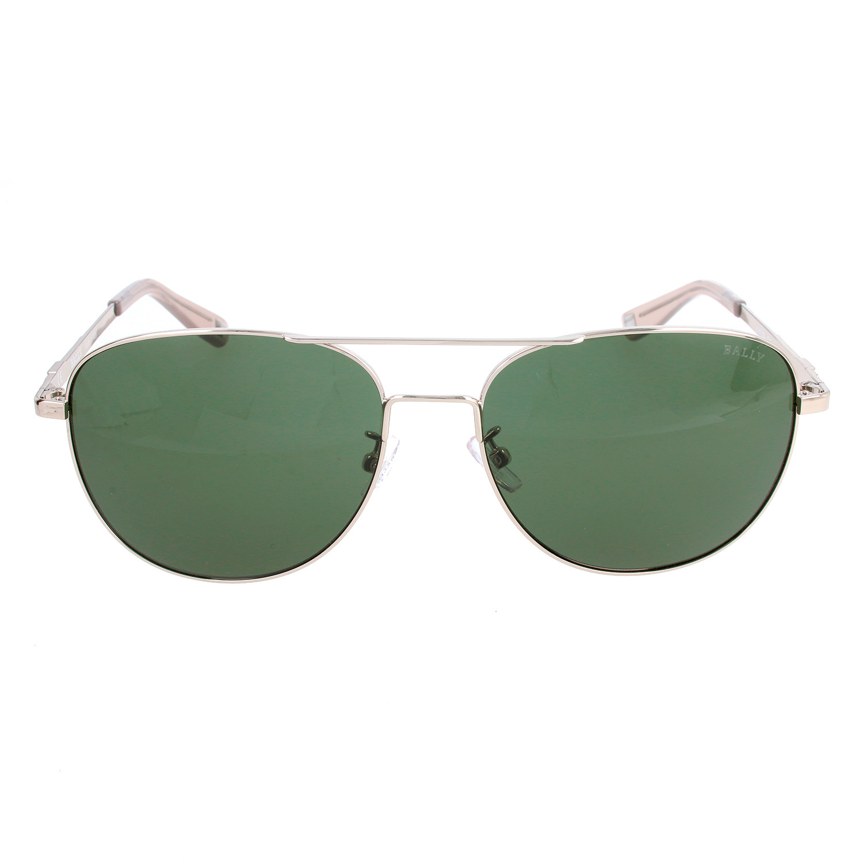 88cf5b02dd Men's BY4038 Sunglasses // Palladium - Bally - Touch of Modern