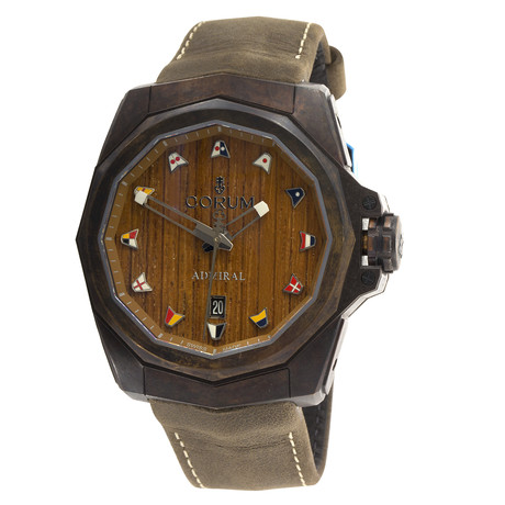 Corum Admiral's Cup AC-One 45 Automatic // 082.500.53/0F62 AW02 // Unworn
