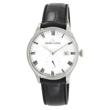 Maurice Lacroix Masterpiece Small Second Automatic // MP6907-SS001-112 // Unworn