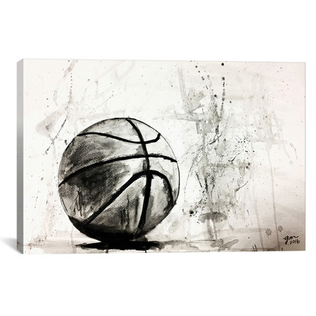 Ball Is In Your Court // Gena Milanesi