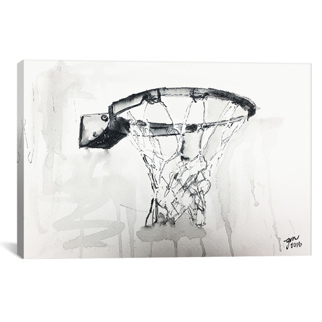 Hoops // Gena Milanesi
