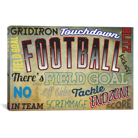 """Sportsball // 5by5collective (26""""W x 18""""H x 0.75""""D)"""