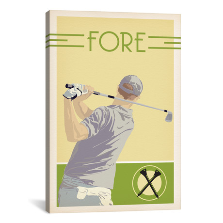"""Fore // 5by5collective (18""""W x 26""""H x 0.75""""D)"""