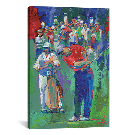 Golf // Richard Wallich