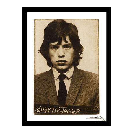"Jagger (12""W x 16""H)"