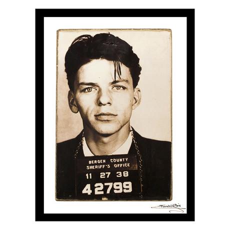 "Sinatra's Sin (12""W x 16""H)"