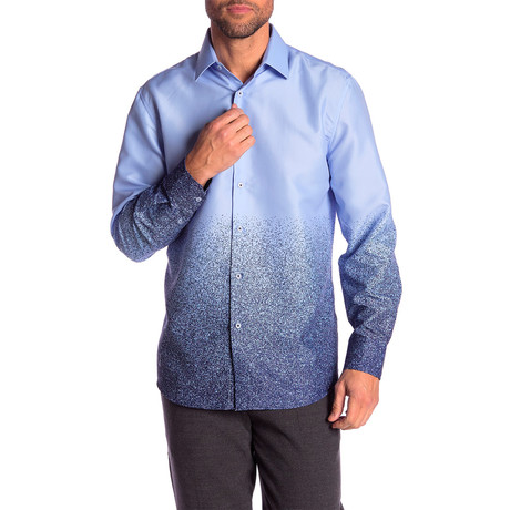 Fermin True Modern Fit Dress Shirt // Multicolor (S)