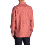 Jewell True Modern Fit Dress Shirt // Peach (XL)