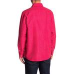 Harlan True Modern Fit Dress Shirt // Fuchsia (S)