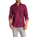 Sidney True Modern Fit Dress Shirt // Multicolor (S)
