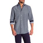 Rich True Modern-Fit Dress Shirt // Multicolor (M)