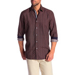 Mike True Modern-Fit Dress Shirt // Multicolor (M)