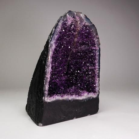 Amethyst Clustered Geode II
