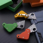 Bastion Slice EDC Mini Folder (Green)