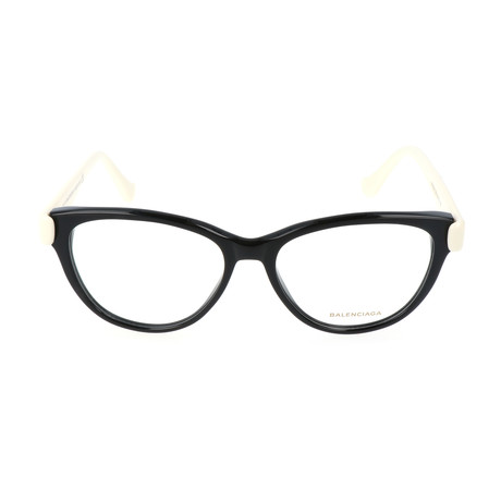 Women's BA5004 Optical Frames // Black