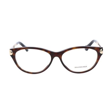 Women's BA5023 Optical Frames // Dark Havana