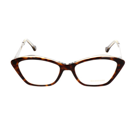 Women's BA5040 Optical Frames // Blonde Havana
