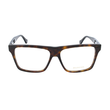 Women's BA5066 Optical Frames // Dark Havana