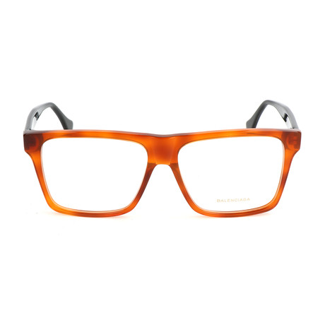 Women's BA5066 Optical Frames // Blonde Havana