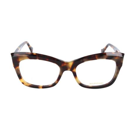 Women's BA5069 Optical Frames // Dark Havana