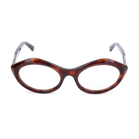 Women's BA5078 Optical Frames // Red Havana