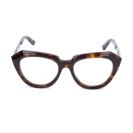 Women's BA5080 Optical Frames // Dark Havana