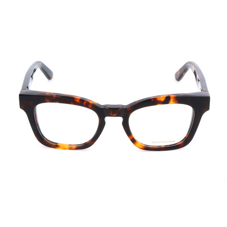 Women's BA5083 Optical Frames // Dark Havana