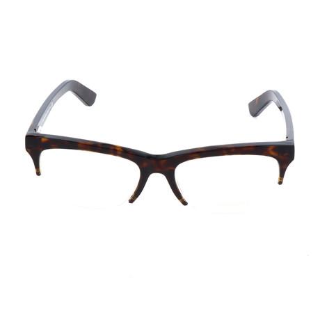 Women's BA5087 Optical Frames // Dark Havana