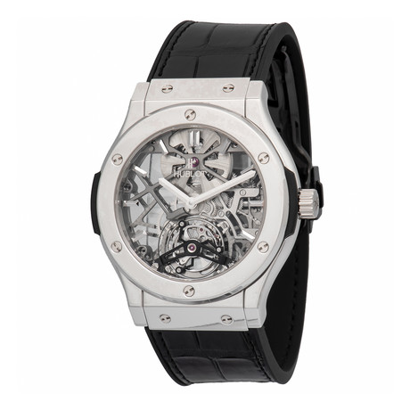 Hublot Tourbillon Manual Wind // 505.TX.0170.LR