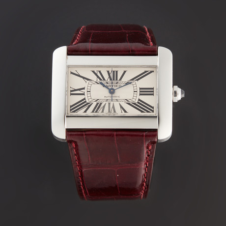 Cartier Tank Diva Large Automatic // 2612 // Pre-Owned