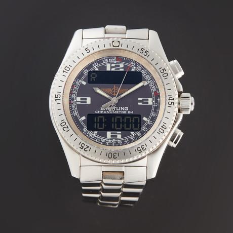 Breitling B-1 Professional Chronograph Quartz // A78362 // Pre-Owned