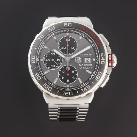 Tag Heuer Formula 1 Chronograph Automatic // CAU2011.BA0873 // Pre-Owned