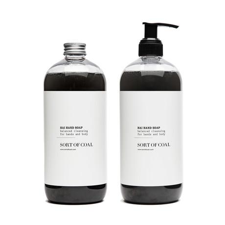 Hai Hand + Body Soap // 500mL